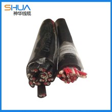 Insulated compensation cable