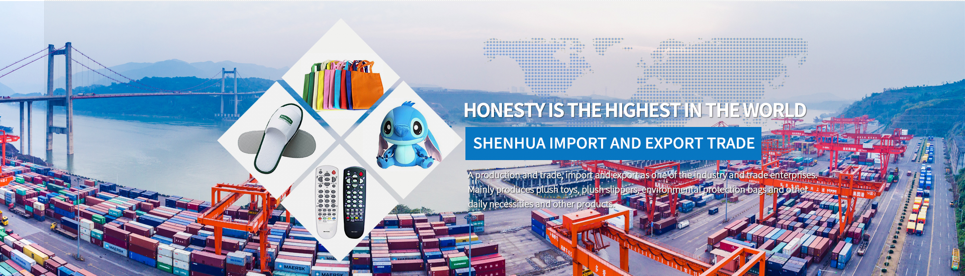 Shenhua Import and Export Trade Co., Ltd